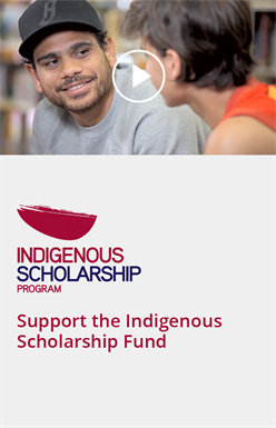 Support The Indigenous Scholarship Fund