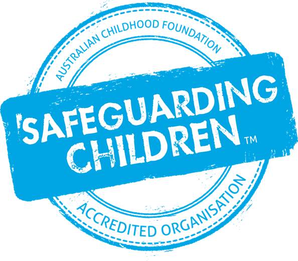 Safeguard _children _blue